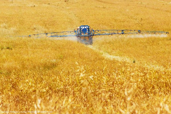 Bedrohung | Pestizide